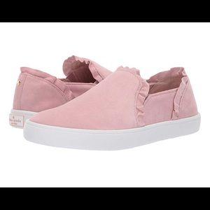 NWB Kate Spade New York Pink Slip On Size 9.5